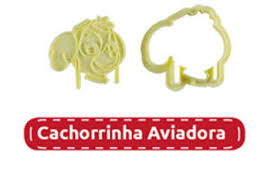 Cachorrinha Aviadora